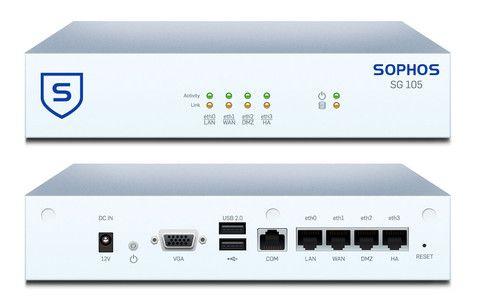 Sophos SG 105 BasicGuard