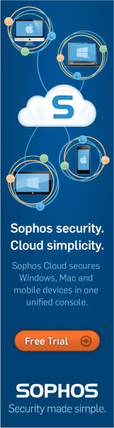 Sophos Cloud Free trial